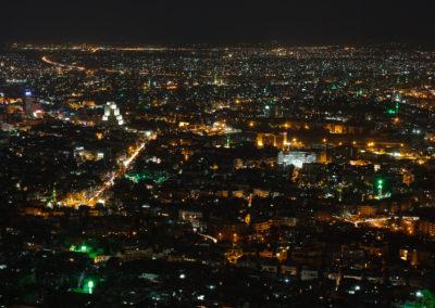 Damascus at Night