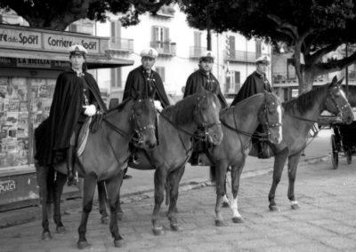 Four Carabinieri