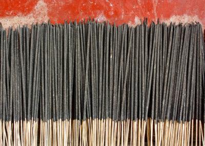 Incense Wall