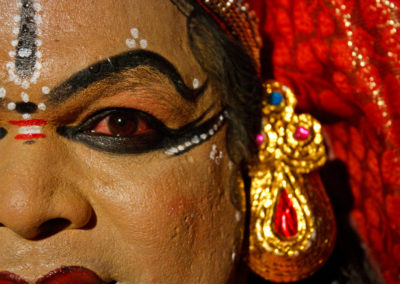 Eye of Kathakali