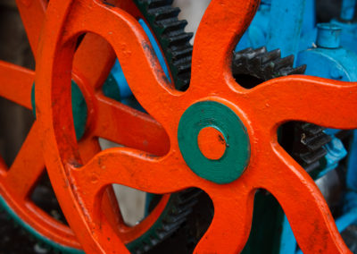 Orange Gears